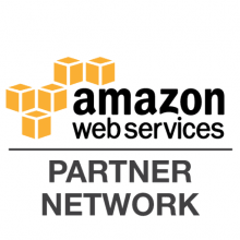 Amazon Web Services Partner Network logo