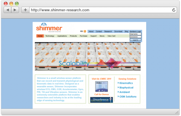 Shimmer Project
