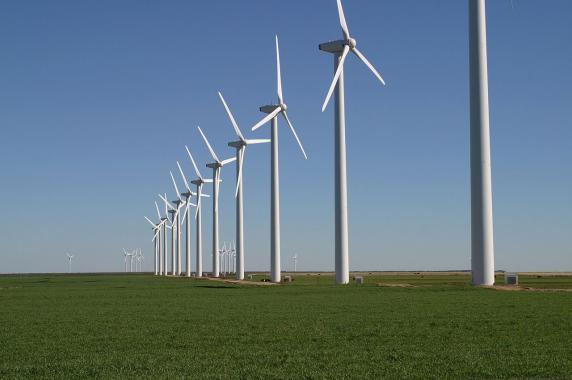 BladeSave Horizon 2020 Project - Wind turbine