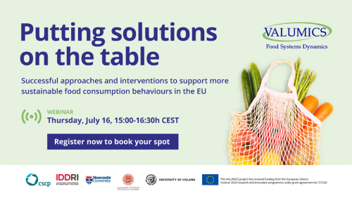 Join the VALUMICS Webinar Putting Solutions on the Table-ASSIST Software Romania