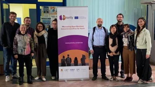 2nd PRIORITY Erasmus+ Project Meeting in Greece - ASSIST Software European Project