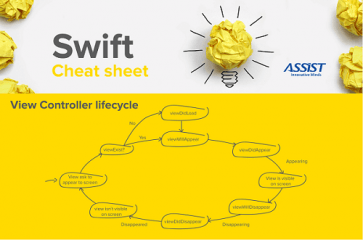 Cheat sheet - Swift - ASSIST-Software