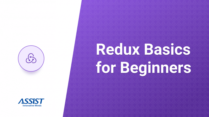 Redux Basics for Beginners - Cover photo