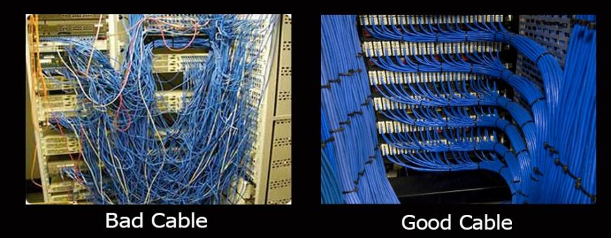 Design Patterns - bad code vs good code