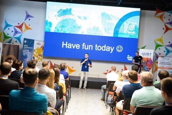 ASSIST Software at Codecamp Chișinău 2018