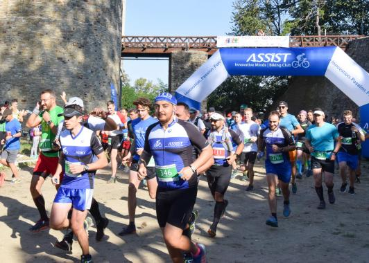 ASSIST Software participated at Suceava Marathon giving in this way a chance to the prematurely born children
