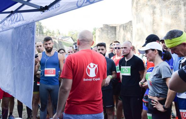 Save the Children Suceava along with ASSIST Software sustained live at Suceava Marathon