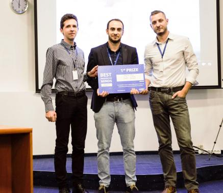 ASSIST Software winners at Best Innovative Minds 2017