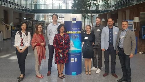 5th BLADESAVE Horizon 2020 Project Meeting in Belgium - ASSIST Software European Project  - promoted