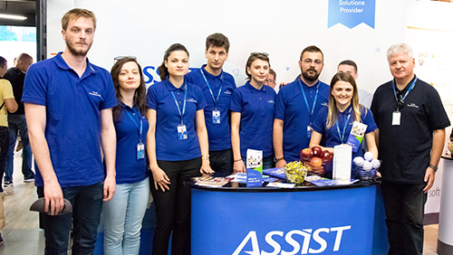 ASSIST Software present at one of the most important event - Codecamp Chișinău