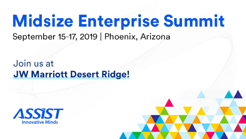 Meet us at the MES Fall 2019 in Phoenix!-ASSIST Software Romania