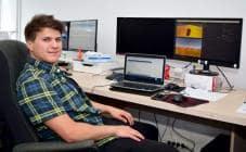 Hooman-invaders-game-tips-Paul-Filip Gherasim-intern-ASSIST-Software-Romania