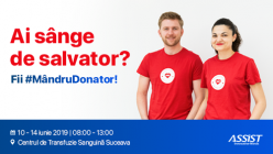 Honoring World Blood Donor Day at ASSIST Software - promoted image